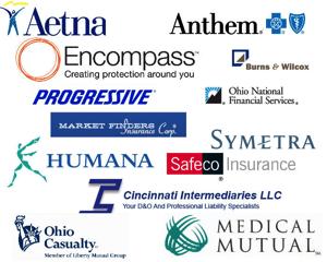 Healthcare Insurance Logos