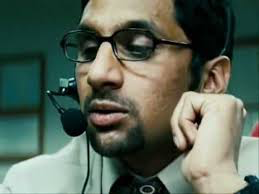 Indian Call Center guy from Transformers