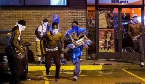 Ferguson Thugs