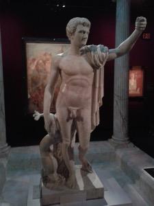 Pompeii Statue1