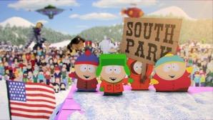 SouthPark WavingShot