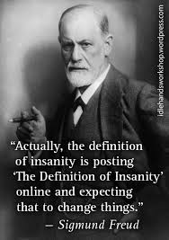 Insanity Freud
