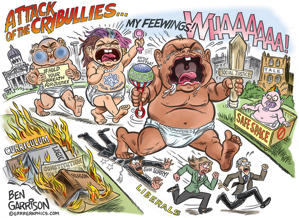 Cry Bullies (grrrgraphics.com)