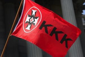 Ku klux klan anonymous mayor